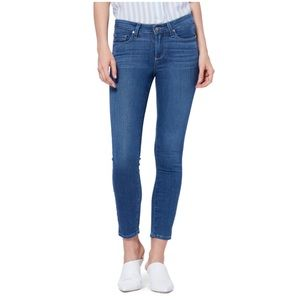 PAIGE The Kylie Crop Jeans